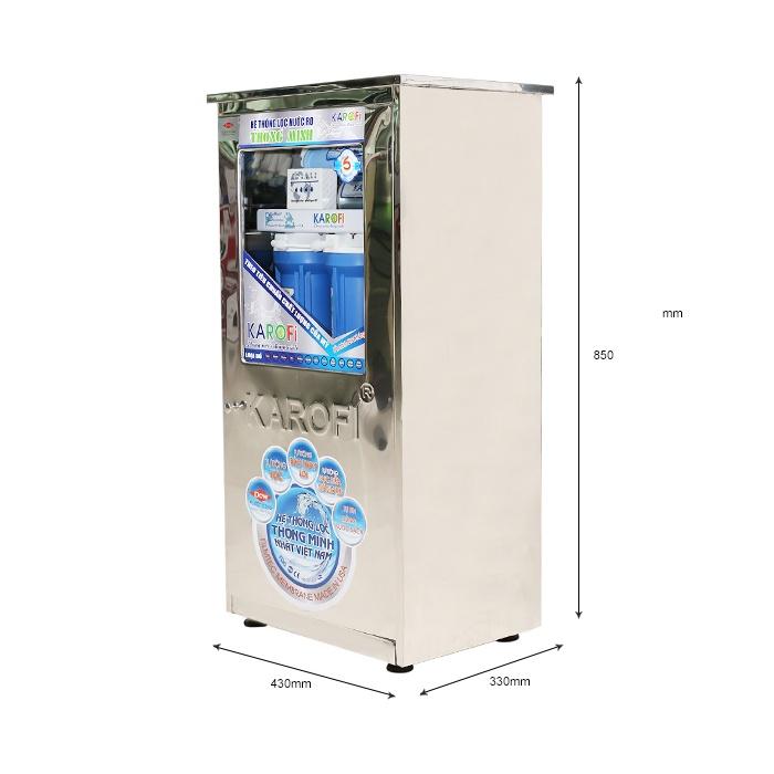 Khung máy lọc nước 03